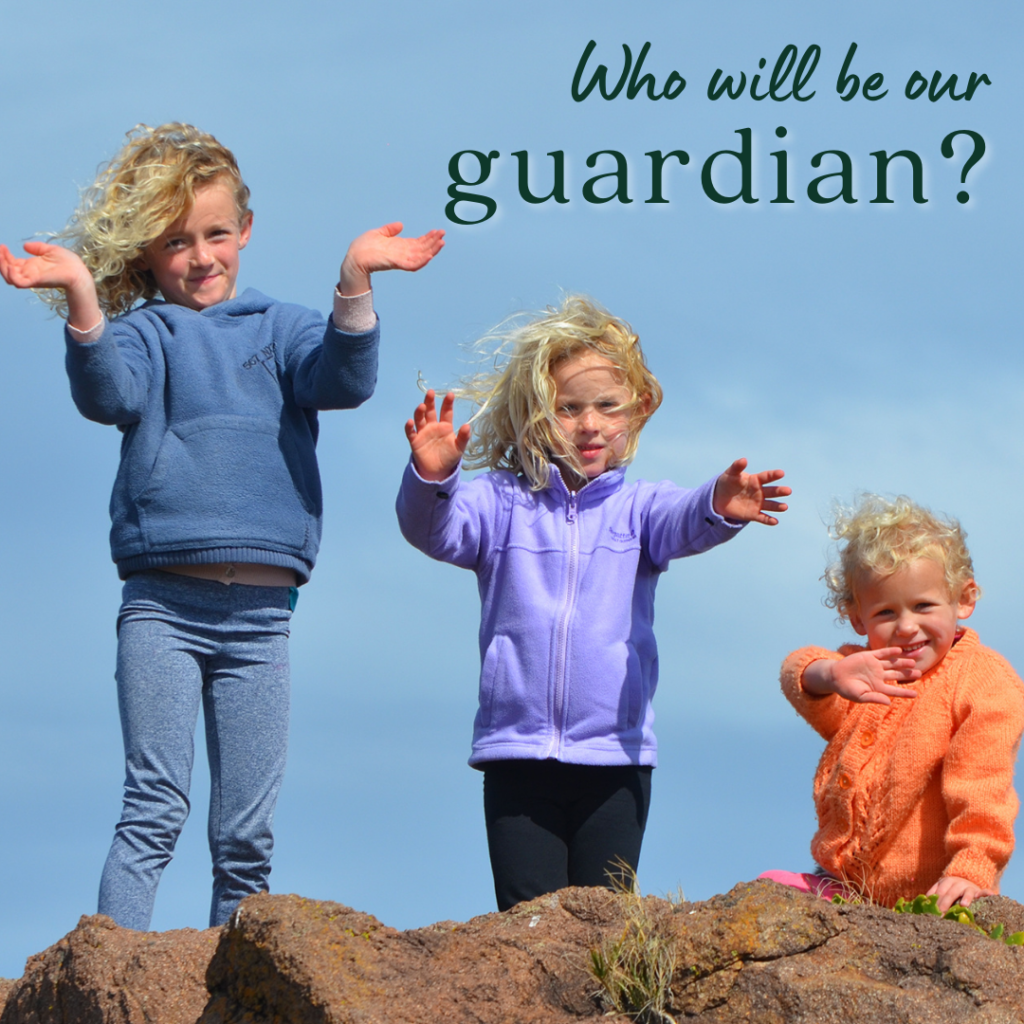 who will be our Guardian?